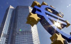 Bce : tassi d'interesse giù allo 0,50%