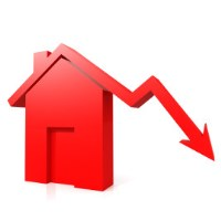 Prezzi delle case ancora in calo