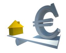 Sui mutui si risparmia con un'ipoteca del 150%