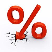 Mutui, banche e i tassi negativi